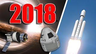 Spatial: Que nous réserve 2018 – Les Dossiers de l'Espace