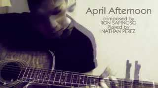 APRIL AFTERNOON solo guitar