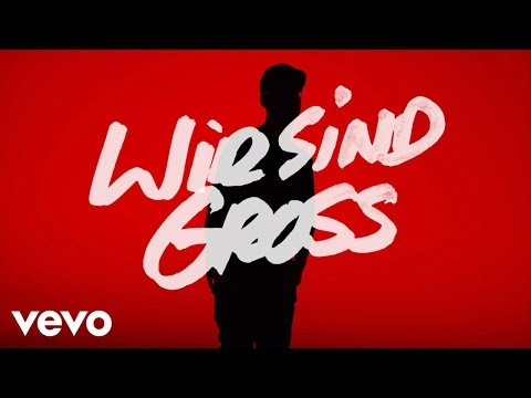 Mark Forster - Wir sind groß (Lyric Video)