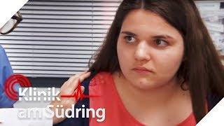 Maja (14) schämt sich wegen ihrer Periode: Papa darf es nicht wissen | Klinik am Südring | SAT.1 TV