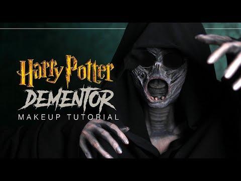 harry-potter---dementor---halloween-makeup-tutorial-(deutsch)---#spooktober