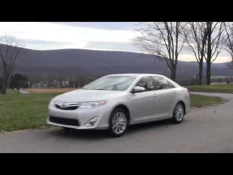 2012 Toyota Camry Road Test & Review by Drivin' Ivan Katz
