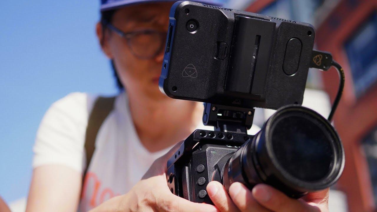 4k 160p 2000 Cine Cam Z Cam E2 Hands On Impressions Youtube