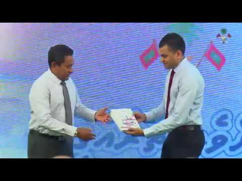 President Yameen launches Ravvehi Tharaqqee - Highlights