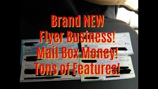 Prosperity Mailer Club - Offline Mail Flyer Business - Make Money no Internet 2018