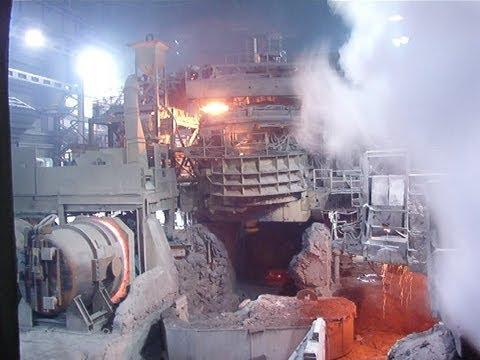 Gerdau Ameristeel Steel Mill Perth Amboy New Jersey Youtube
