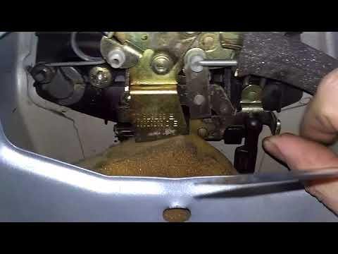 Открытие задней двери VW T4
