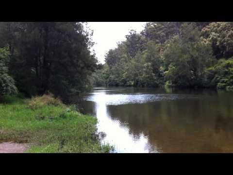 Cataract River Douglas Park NSW