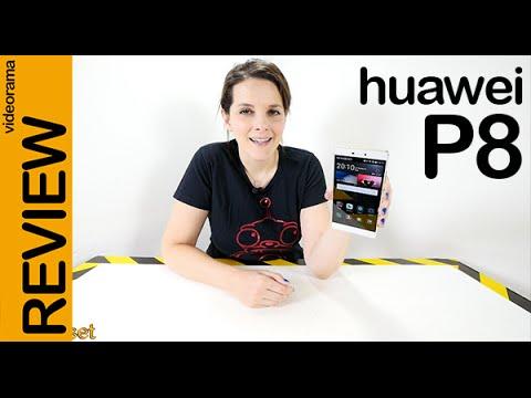 Huawei P8 review en español