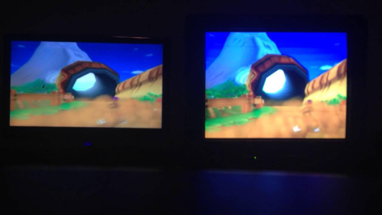Makvision LCD vs Makvision CRT by Korn Story