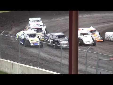 IMCA Modified Heat 3 Benton County Speedway 6/9/19