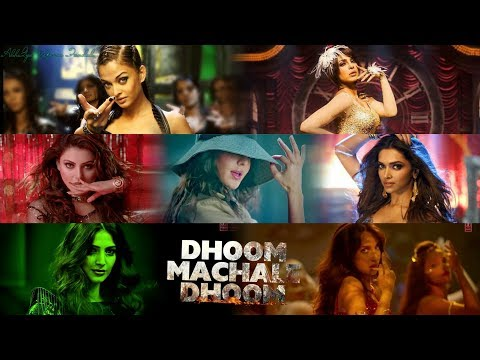 Dhoom Machale Dhoom VM - Bollywood's Divas