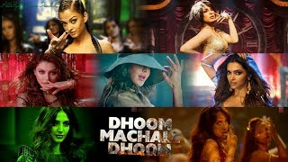 Gambar cover Dhoom Machale Dhoom VM - Bollywood's Divas