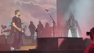 Gorillaz - Désolé feat. Fatoumata Diawara Live at The O2 Arena, London, 11/08/21