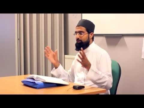 Shaykh Mohammed Aslam - Tafsir: Surah Kahf (Lesson 4)