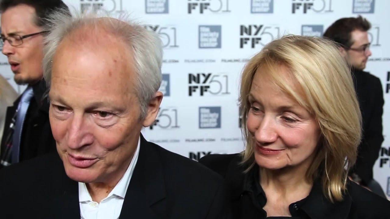 NYFF51: Michael Camerini and Shari Robertson | How Democracy Works Now Red Carpet