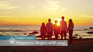 """Invitation to Happiness Season 1 Episode2 """"Happiness Begins with You"""""""