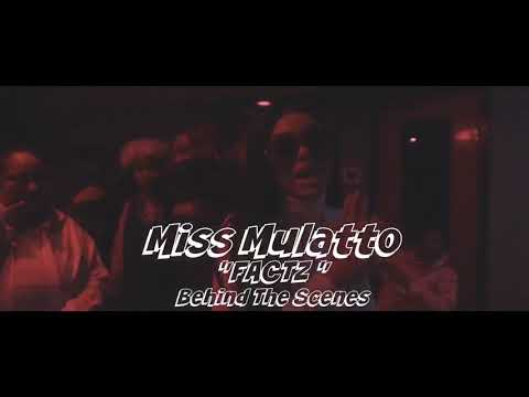 """Behind the Scenes of """"Facts"""" videoshoot with Mulatto (Shot by: @_mruncut)"""