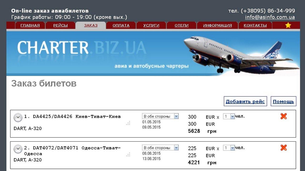 Цены на авиабилеты в черногорию