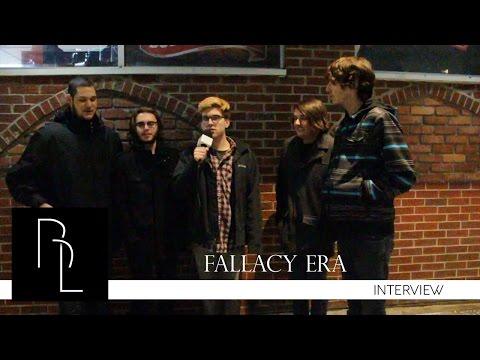 Fallacy Era Interview ft Shayne Strem 2016 | Brad LaPlante