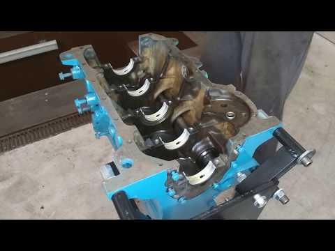 Капремонт двигателя 1.6 D дизель атмосферник JP гольф 2 40кВт. Часть 2