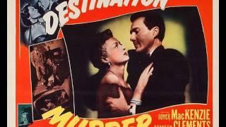 Destination Murder 1950 Music