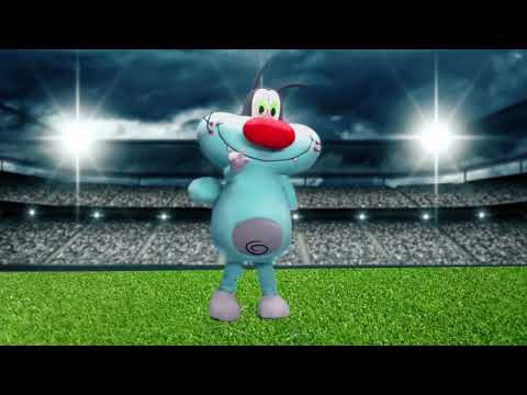 ⚽ OGGY TOP GOAL CELEBRATIONS ⚽   FIFA World Cup Special! 🏆