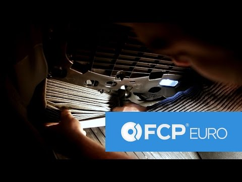 Audi B8 Cabin Filter Replacement – VERY EASY DIY (A4, A5, S4, S5, Q5)