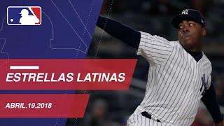 Lo mejor del jueves en Grandes Ligas - 19 de Abril