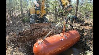 burying-a-propane-tank-for-a-generator