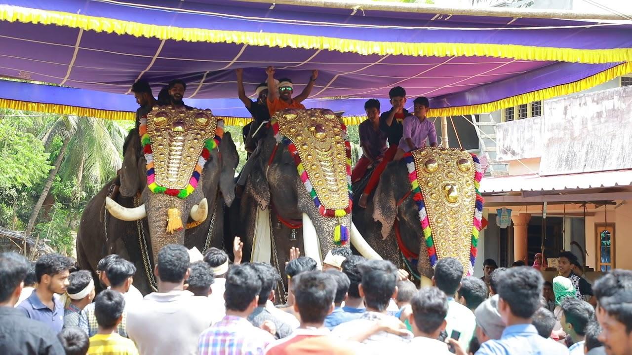 Pattambi Nercha Festival of Kerala