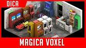 MagicaVoxel - Galinha Simples - YouTube
