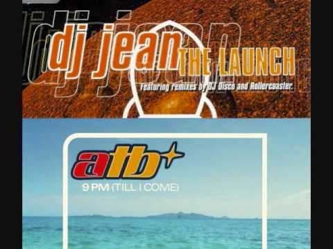 Dj jean 9 pm the lunch mix up