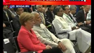 Angela Merkel, PM Narendra Modi to visit Bosch facility in Bangalore today