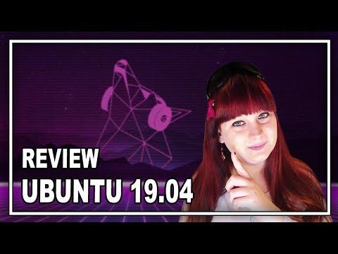 🧡 Ubuntu 19.04