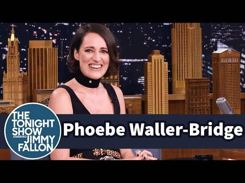 Phoebe Waller-Bridge Would Fight a Horse-Sized Duck