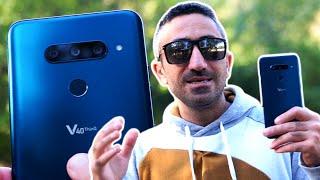 LG v40 Greek Review Πριν Πάρεις Κινητό Δες Και Το LG V40