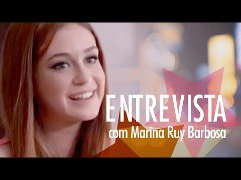 Entrevista com Marina Ruy Barbosa - QG Fhits