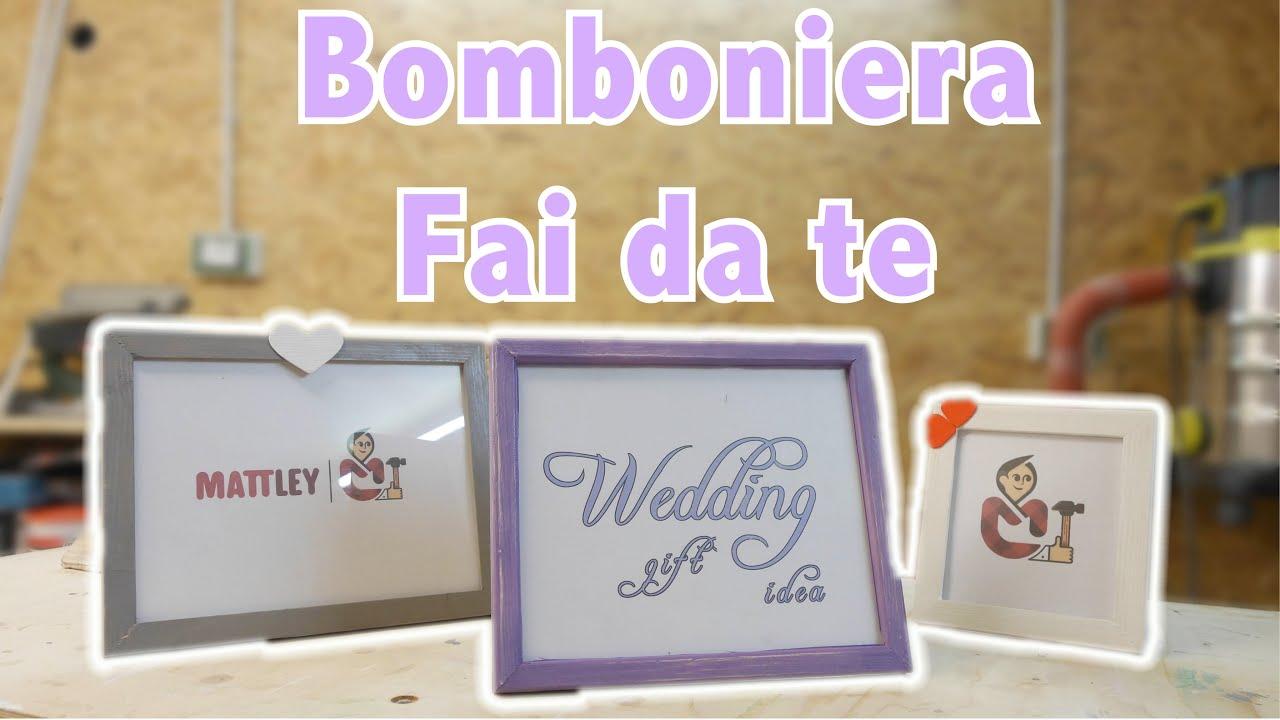 Matrimonio Spiaggia Fai Da Te : Bomboniera per matrimonio fai da te ssversion youtube
