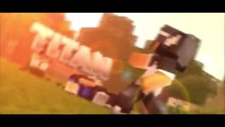 #024 | INTRO 「Titan DZN™」| Melhorei? | (Minecraft Animation)