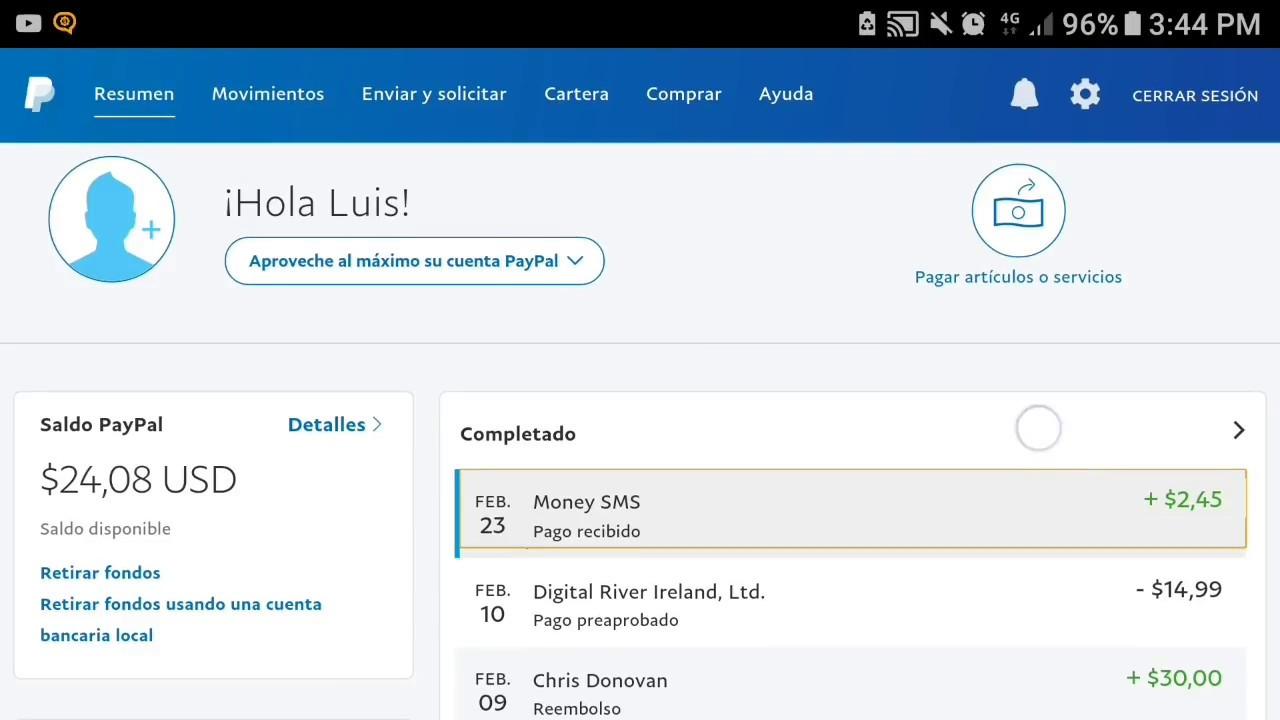 Como abrir una disputa o controversia en PayPal y ganar