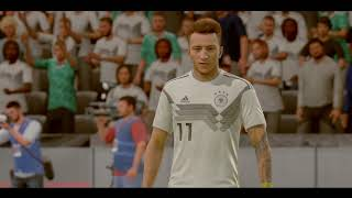 Almanya - Belçika FIFA 19 PS4 PRO 4K