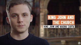 King John and the Church | Magna Carta | 9 Minute History