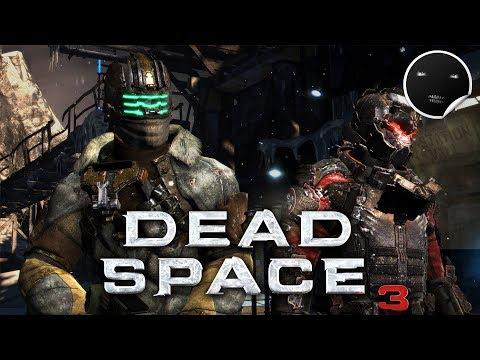 Dead Space 3 Кооперативное Прохождение #3   Космические Танцы