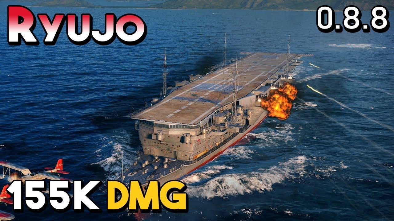 Ryujo - World of Warships - YouTube