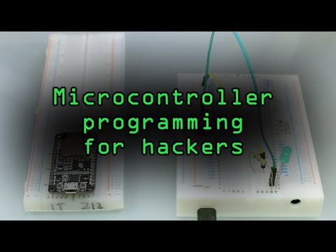 How To: A Hacker's Guide to Programming Microcontrollers