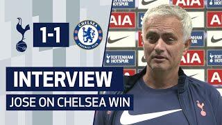 INTERVIEW | Jose Mourinho on Chelsea Win!