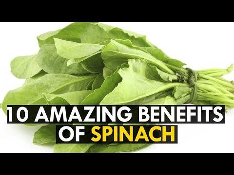 10 Impressive Health Benefits of Spinach