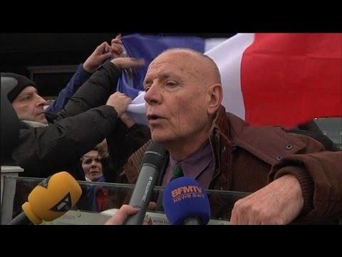 """Général Piquemal se désolidarise de Pegida, """"un groupe d'extrême droite presque pro-nazi"""""""