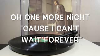 One More Night  -  Phil Collins2 - Lyrics